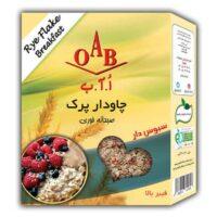 چاودار پرک صبحانه فوری اُ آ ب (OAB) مقدار 200 گرم