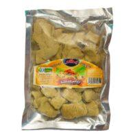 تافومیت تکه ای (گوشت گیاهی بر پایه پنیر سویا) بکر مقدار 500 گرم