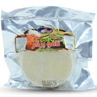 تافو برگر (پنیری) بکر مقدار 500 گرم