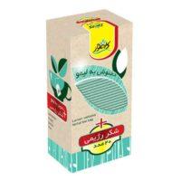 دمنوش به لیمو کامور مقدار 40 گرم