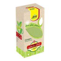 دمنوش چای سبز کامور مقدار 40 گرم