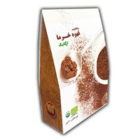 پودر قهوه هسته خرما ارگانیک مانادیت مقدار 250 گرم