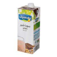 سویا شیر کاکائو مانداسوی مقدار 1 لیتر