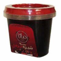 شیره خرما ارگانیک مانادیت مقدار 330 گرم